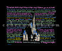 Quotes from Walt Disney