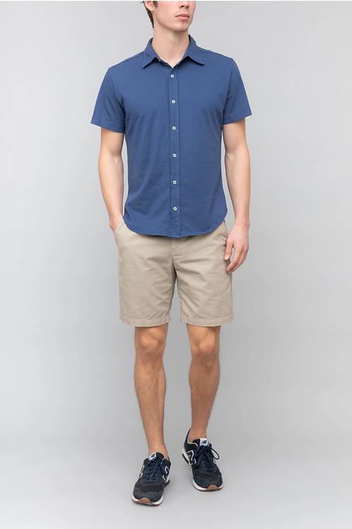 Blue Easy Jersey Shirt