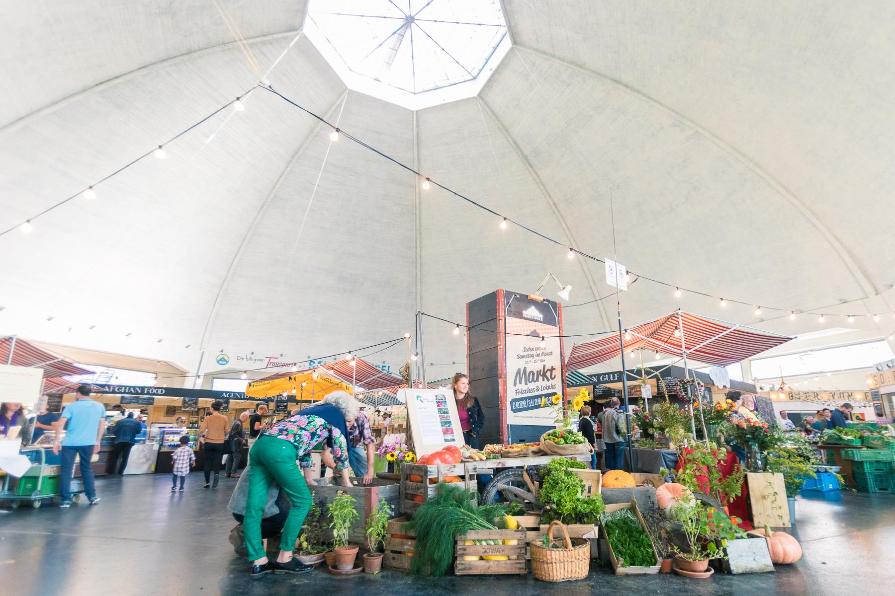 Markthalle Basel