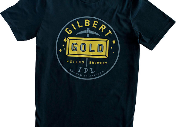 Gilbert Gold - Jersey Unisex - Black