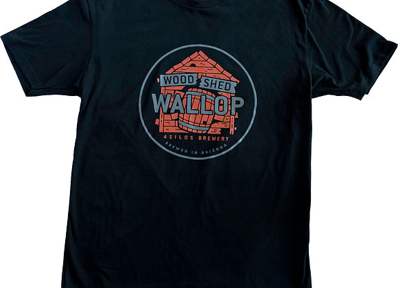 Woodshed Wallop - Jersey Unisex - Black
