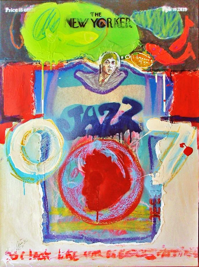 Jazz et redingote III