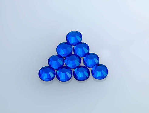 Hot Craft Hobby Crystals - Blue Sapphire