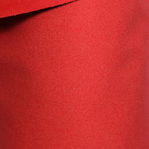 UltraSuede® Soft Scoundrel Red - $58.66 per yard!