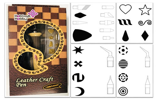 Leather Craft Complete Bundle