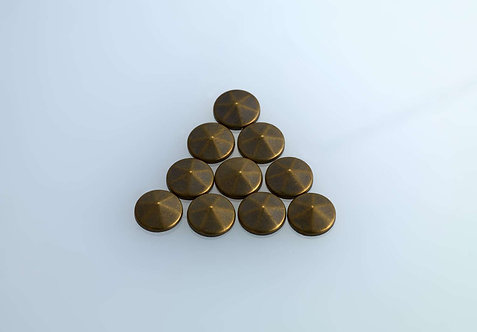 Hot Craft Hobby Studs - Pack C (Hexagonal)