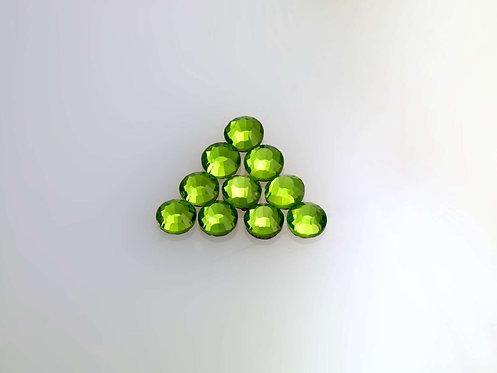 Hot Craft Hobby Crystals - Spring Green