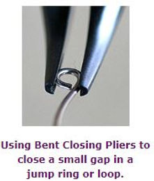 Using Bent Closing Pliers.JPG