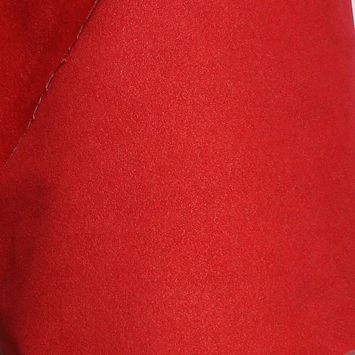 UltraSuede® Light Flash Red