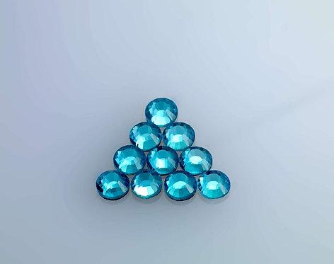 Hot Craft Hobby Crystals - Sky Blue