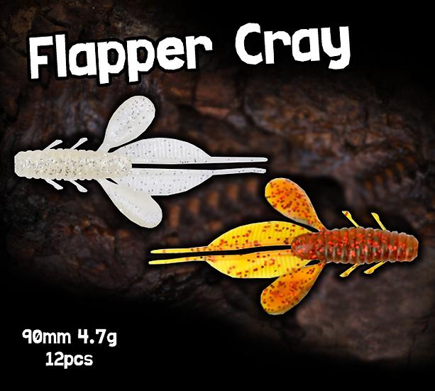 TSU Flapper Cray 90mm 4.7g