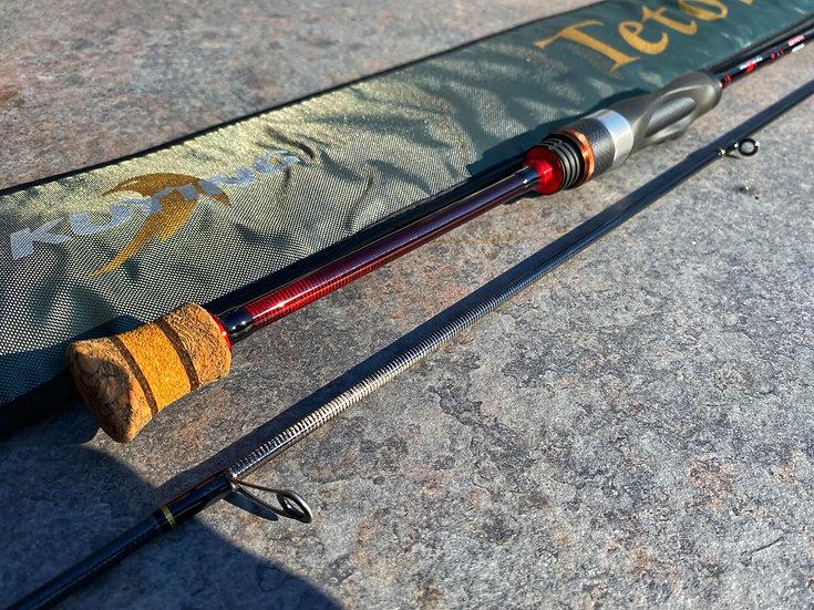 Kuying Teton UL Spinning Rod