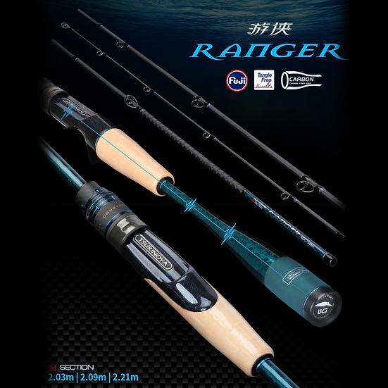 Tsurinoya Ranger L Spinning Travel Rod