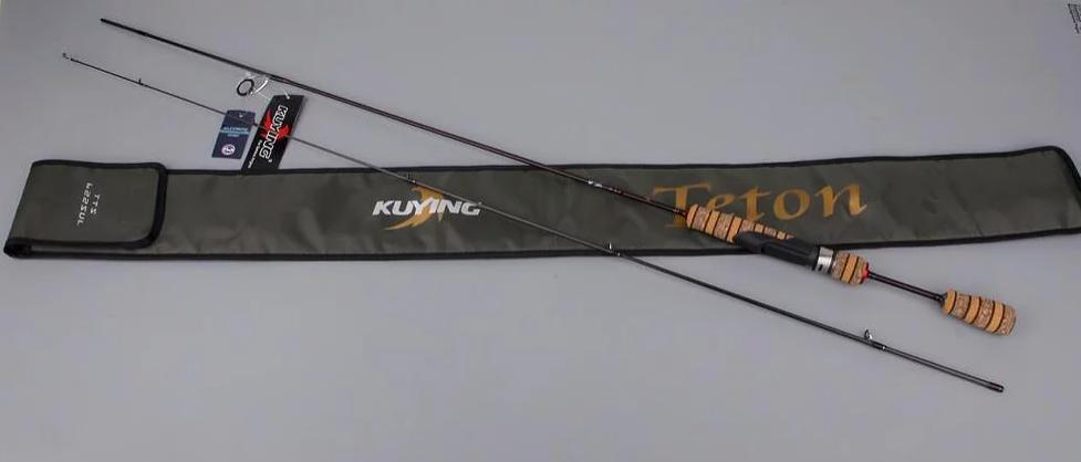 Kuying Teton SUL Spinning Rod