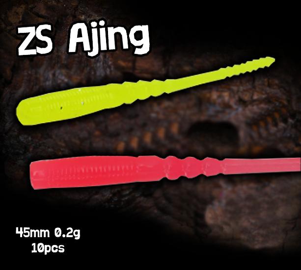 TSU ZS Ajing Worm 45mm 0.2g