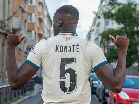 O que esperar de Ibrahima Konaté nesse Liverpool de Klopp?