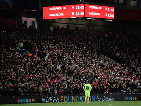 Opinião: O pecado mortal chamado Lionel Messi