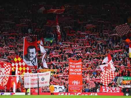 Título do Liverpool em campo neutro? É o que temos para hoje