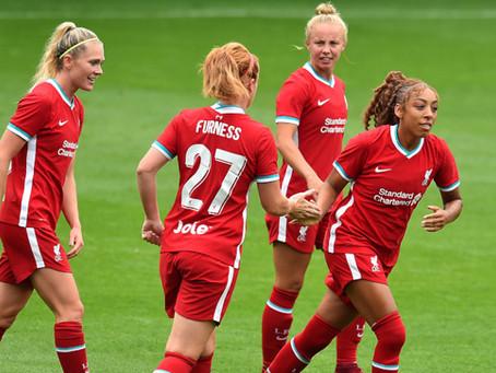 Liverpool Women estreia com transmissão gratuita