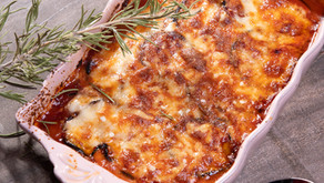 Parmigiana mit Taleggio