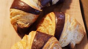 Croissant bicolor