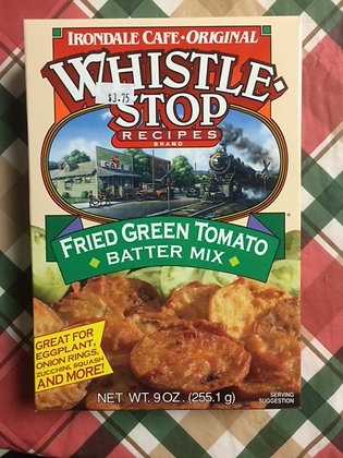 Fried Green Tomato Batter Mix
