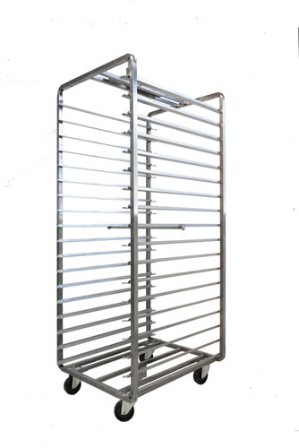 TROLLEY FOR ROTOR OVEN