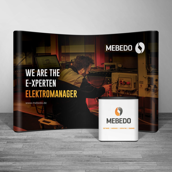 Mebedo Event Backdrop