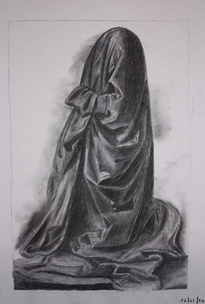 Le drapé