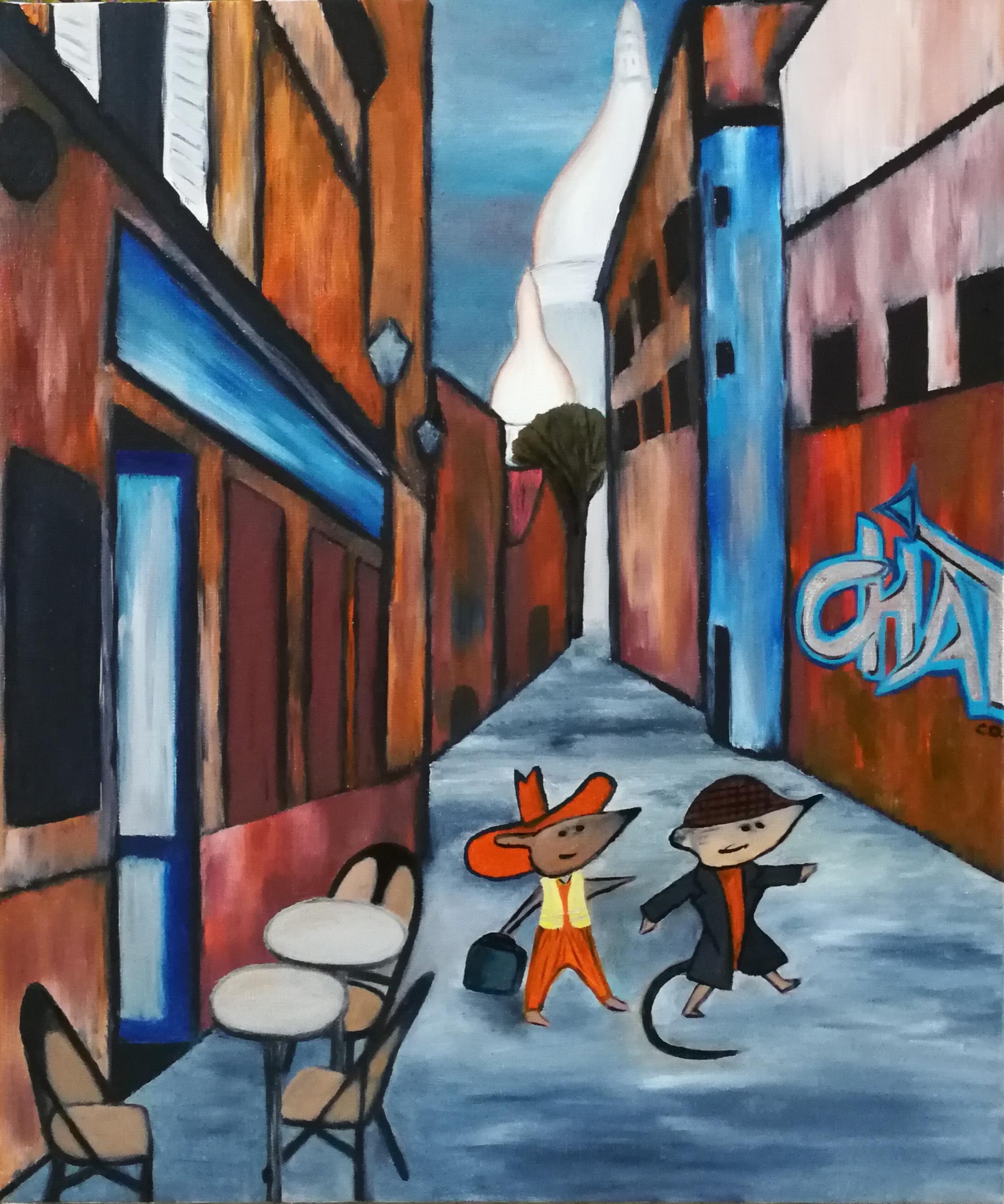 Rat des villes et rat des champs