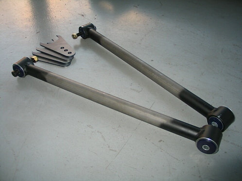 CORTINA TUBULAR LOWER TRAILING ARMS WITH DIFF BRACKETRY