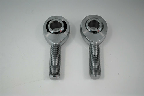 """HEIM JOINT 5/8"""" UNF LH x 5/8"""" BORE CHROME MOLY"""