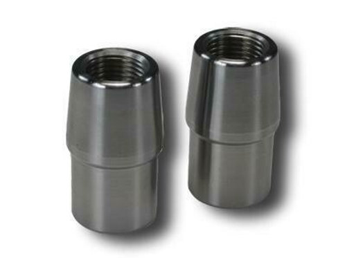 "TUBE ADAPTOR S/S 1 1/4"" TUBE TO 3/4"" LH UNF THREAD"