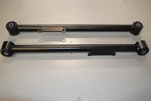 LH-LX TUBULAR LOWER TRAILING ARMS WITH SWAY BAR MOUNT