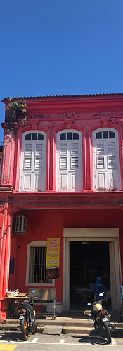 Colonial Mansion in Penang, Malaysia