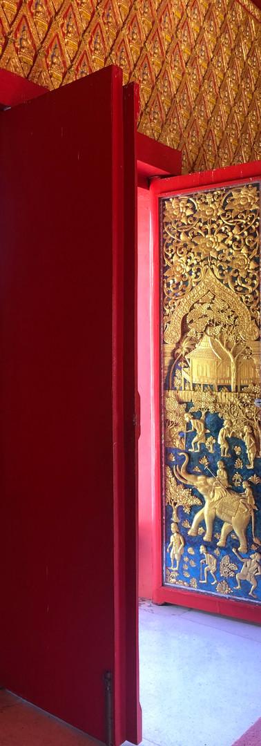 Thai Buddhist Temple in Penang, Malaysia