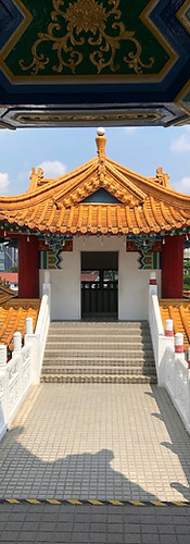Thean Hou Temple in Kuala Lumpur, Malaysia