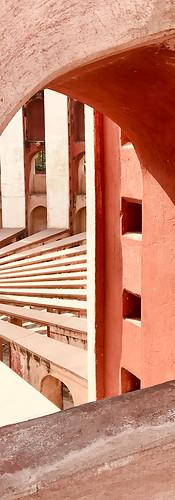 Jantar Mantar in Delhi, India