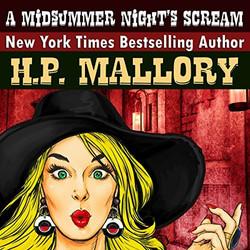 A Midsummer Night's Scream- The Dulcie O'Neil Series, Volume 7