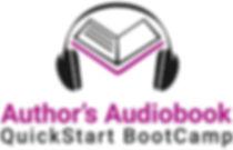 Author's Audiobook Quickstart Bootcamp.j