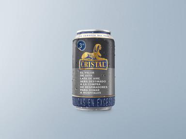 Cerveza Cristal » El sixpack que salva vidas