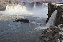 Godafoss Waterfall, N-E Iceland