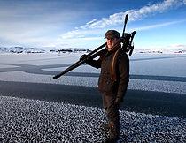 The film maker Valdimar Leifsson