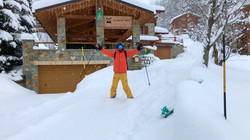 Monster Chalets Ski in Ski out