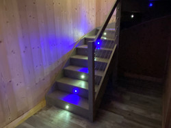 Stairs to Lower Bedroom