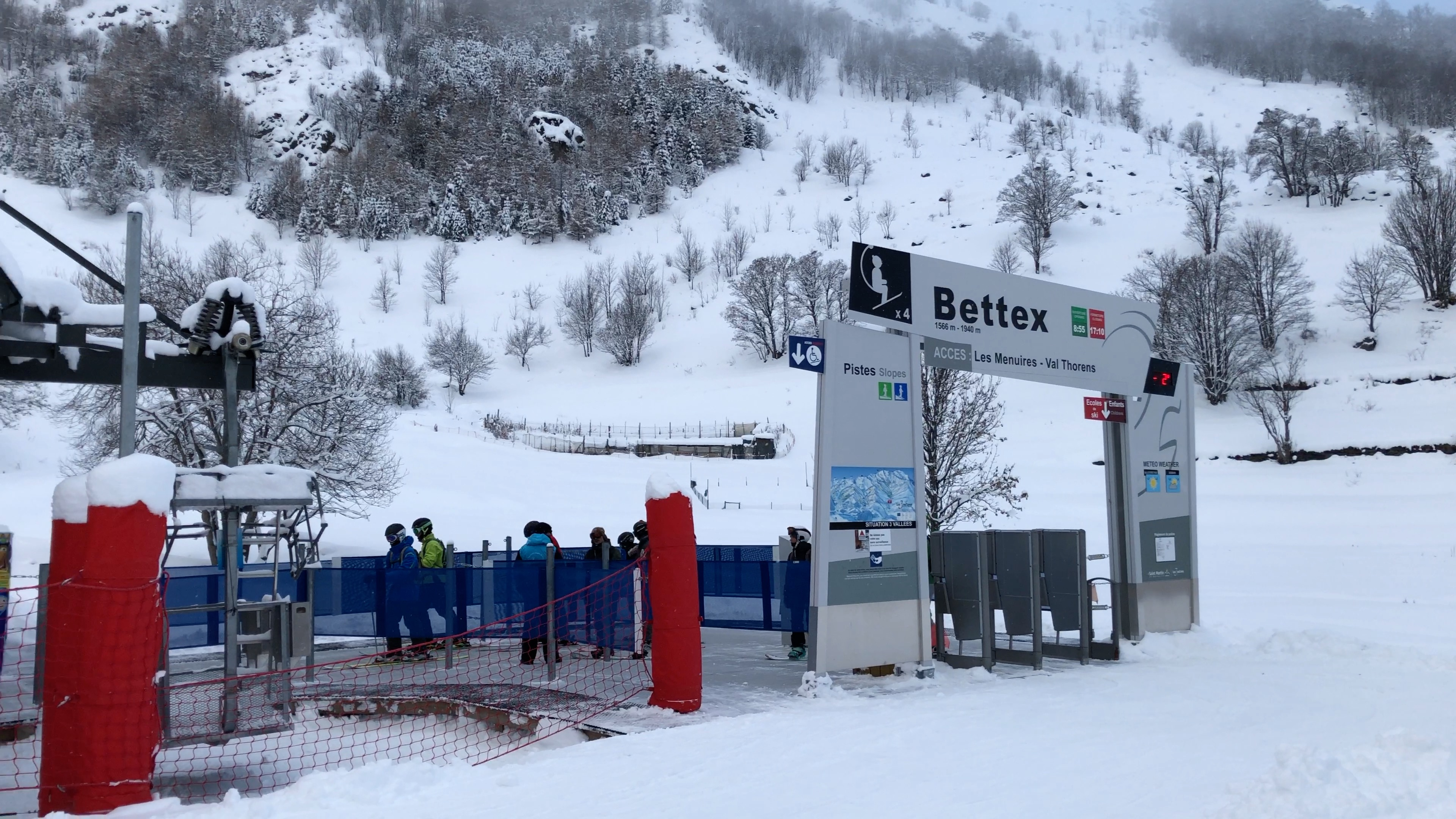Le Bettex Ski Lift