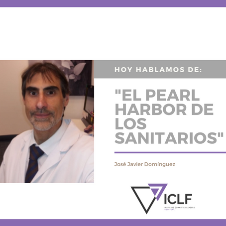 """""""EL PEARL HARBOR DE LOS SANITARIOS"""", Por Javier Domínguez"""