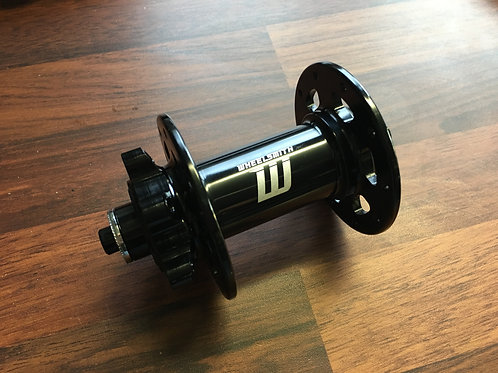 Wheelsmith 20H front 6-Bolt Disc Hub. Quick Release only