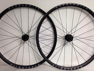 New Carbon Disc Wheelset