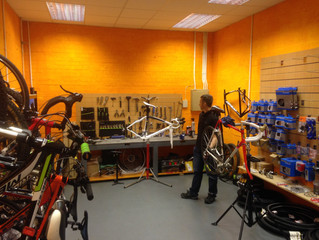 Bike Building Specialist